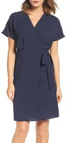 Maggy London Women's Crepe Wrap Dress