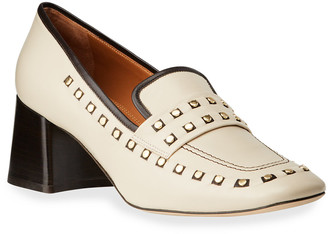 Tory Burch Tory 55mm Studded Loafers