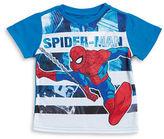 Nannette Boys 2-7 Spider-Man Graphic Tee