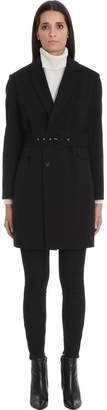 Mauro Grifoni Jacket In Black Wool