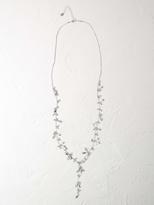 White Stuff Eva lariat necklace
