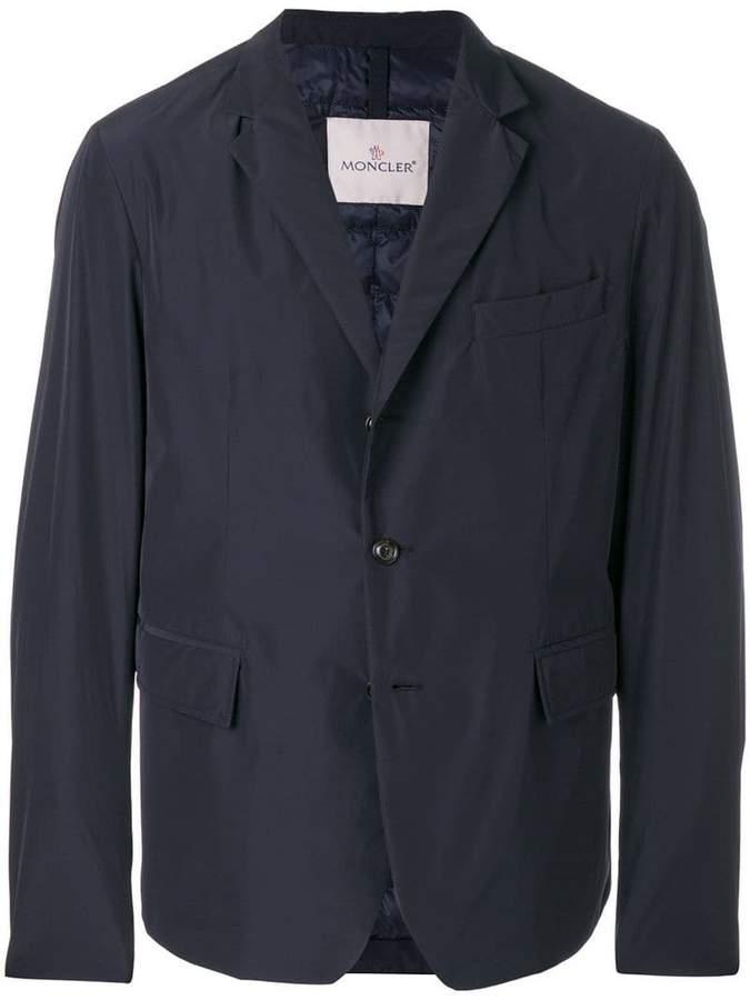 Moncler button blazer