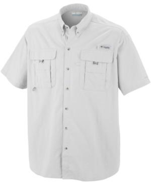 Columbia Men's Big & Tall Pfg Bahama Ii Short-Sleeve Shirt