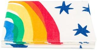 Stella McCartney Star And Rainbow Towel