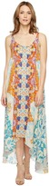 Johnny Was Ellyo Handkerchief Dress Women's Dress
