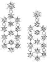 Louise et Cie Starry Night Crystal Chandelier Earrings
