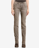Lauren Ralph Lauren Petite Premier Stretch Straight Jean