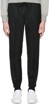 Marc Jacobs Black Wool Trousers