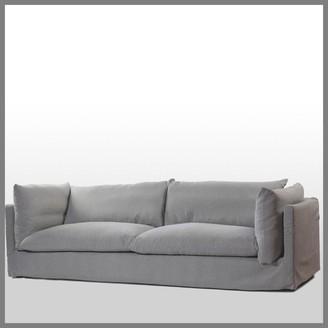 Horgans Ella 4 Seater Sofa Grey