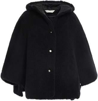 MACKINTOSH Wool-fleece Hooded Cape