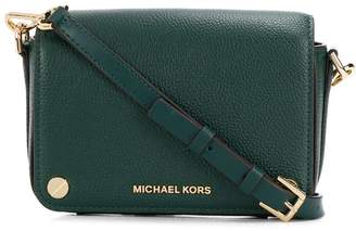 MICHAEL Michael Kors Jet Set logo plaque crossbody bag