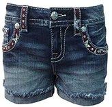 Miss Me Women's Americana Pocket Denim Short