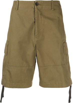 Lanvin drawstring cargo shorts