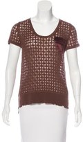Marc by Marc Jacobs Wool & Cashmere-Blend Top w/ Tags