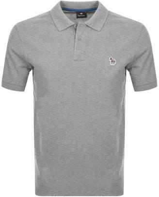 Paul Smith Regular Polo T Shirt Grey