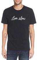 Altru 'Live Slow' Graphic Pocket T-Shirt