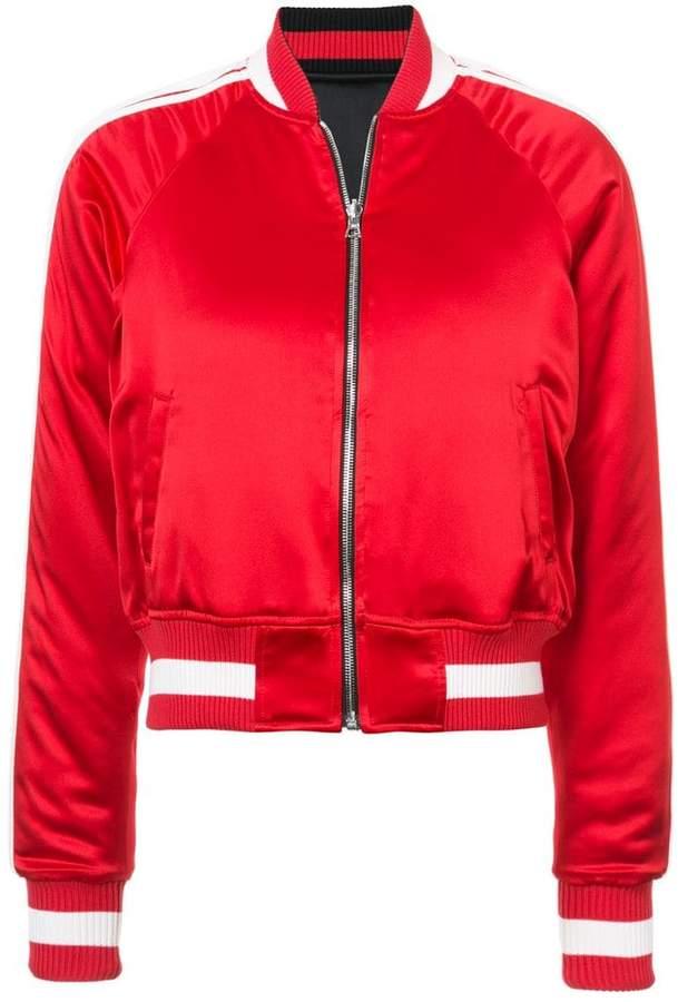 Amiri reversible bomber jacket