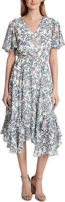 Tahari ASL Petite Dress