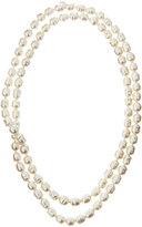 "Majorica 10mm Baroque Pearl Necklace, 48""L"