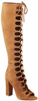 KENDALL + KYLIE Emma Suede Lace-Up Gladiator Boots