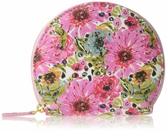 Buxton Spring in Bloom Domed Coin Purse