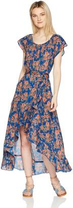 O'Neill Women's Constance Woven Maxi Dress