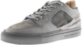 Android Homme Omega Low Trainers Grey