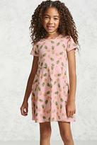 Forever 21 Girls Pineapple Dress (Kids)