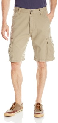 Wrangler Authentics Men's Big & Tall Classic Relaxed Fit Cargo Short