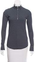Nomia Striped Long Sleeve Top w/ Tags