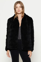 Joie Sela Fur Jacket