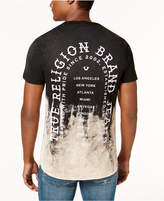 True Religion Men's Arc Band T-Shirt