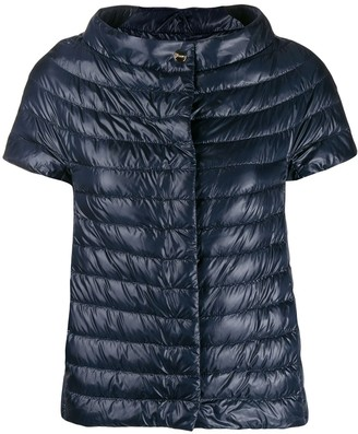 Herno Stand-Up Collar Jacket