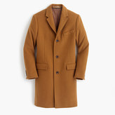 J.Crew Ludlow topcoat in Italian wool-cashmere with Thinsulate®