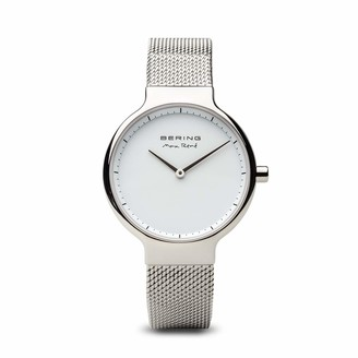 Bering Women's Analogue Quartz Watch with Stainless Steel Strap 15531-004