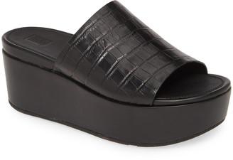 FitFlop Eloise Platform Slide Sandal