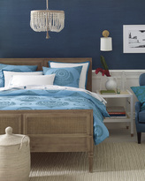 Serena & Lily Atwood Duvet Cover - Marine