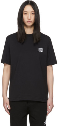 Études Black Keith Haring Edition Wonder Patch T-Shirt