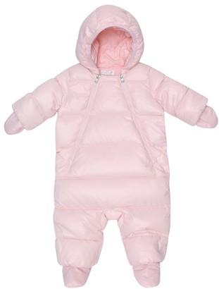 Polo Ralph Lauren Kids Baby hooded down snowsuit