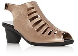 Arche Women's Enexor Slingback Mid-Heel Sandals