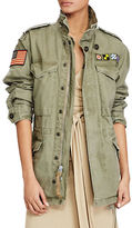 Polo Ralph Lauren Canvas Military Jacket