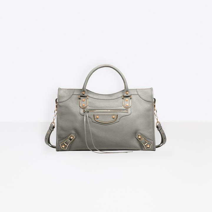 874b2451c4 Balenciaga Goatskin Leather Handbags - ShopStyle