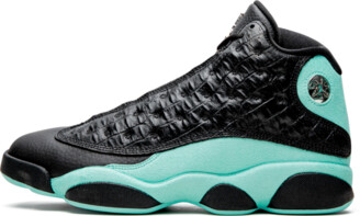 Jordan Air 13 'Island Green' Shoes - Size 8