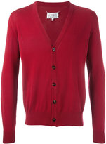 Maison Margiela V-neck cardigan - men - Cotton - S