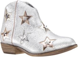 Nina Girl's Cowgirl-Inspired Booties - Susanah