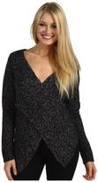 Brigitte Bailey Bianca Sweater (Grey Twist) - Apparel