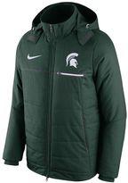 Nike Men's Michigan State Spartans Sideline Jacket