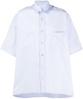 Givenchy Oversized Shortsleeved Shirt