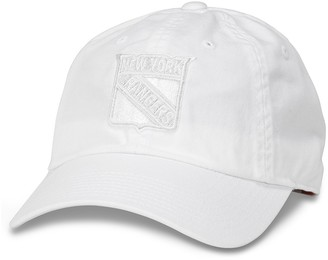 American Needle NHL New York Rangers Embroidered Baseball Cap