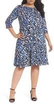 Leota Llana Stretch Jersey Dress